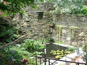Patio Ponds And Fountains by Garden Ponds Homeexteriorinterior Com