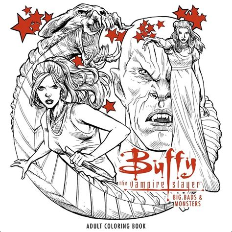 coloring pages buffy the vire slayer buffy 20 years of slaying fan event coming to sdcc nerdist