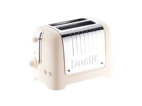 Single Slot Toaster White Dualit 2 Slot Lite Toaster Chrome Canvas White 1 1kw