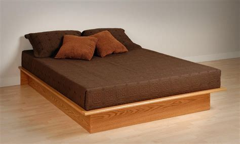 cool platform beds why a platform bed frame tcg