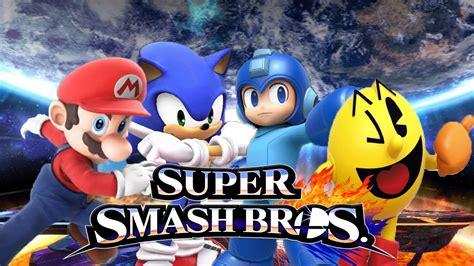 imagenes epicas mario epicas batallas smash mario vs sonic vs megaman vs