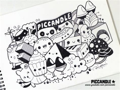 create a doodle drawing photos 126 best images about pic candle doodles on