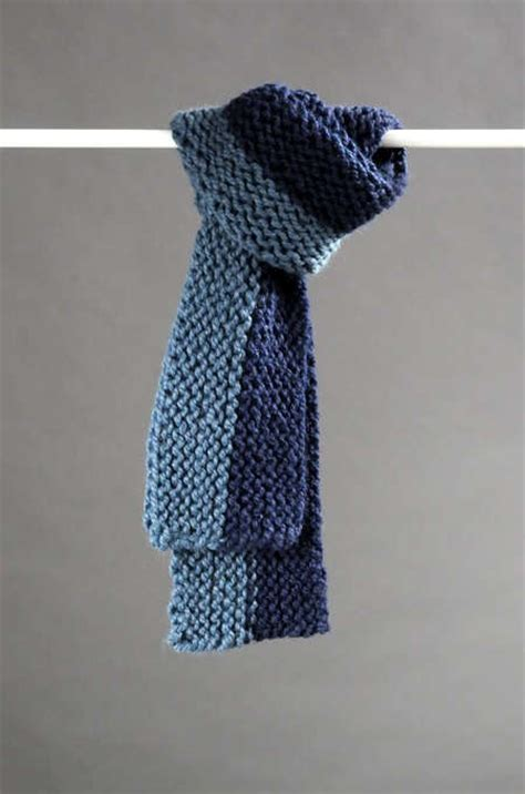 how to knit a scarf quickly knit a and easy sideways scarf free pattern