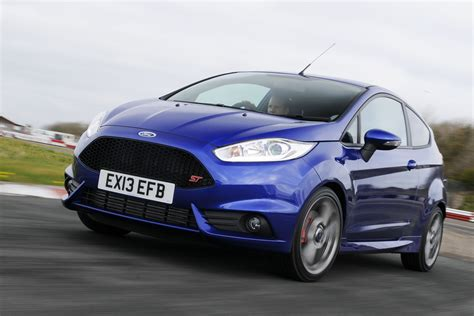 Ford Fiest St by Ford St Review Auto Express
