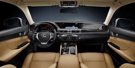 voiture lexus gs 450 h interieur actualite voitures