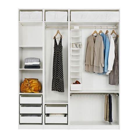 pax wardrobe  interior organizers ikea closets