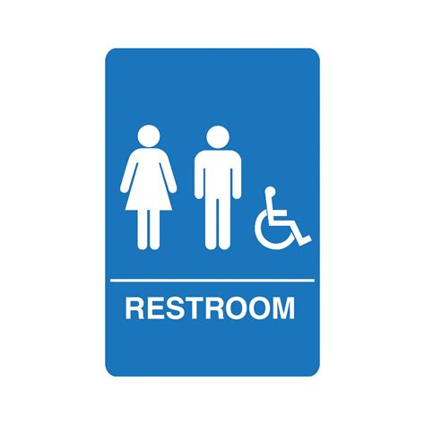 what is a unisex bathroom ada restroom signage good ada restroom signage with ada