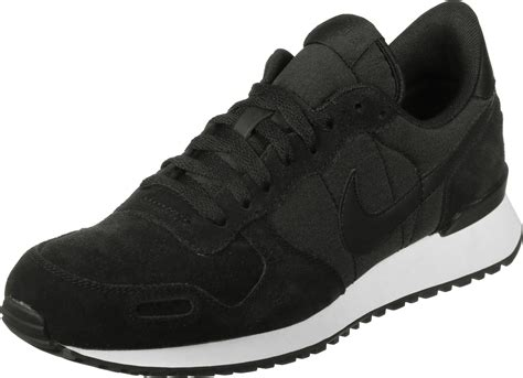 nike air black shoes nike air vortex leather shoes black