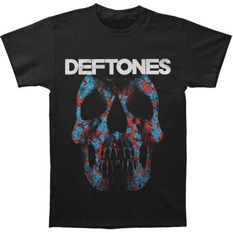 Tshirt Deftones deftones minerva skull t shirt deftones d