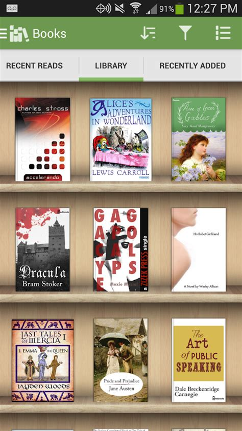 book apps for android aldiko book reader premium android apps on play