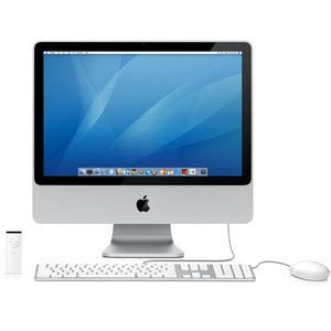 Kuas Mac 5 Pcs apple imac 20 quot 2 4ghz 1gb 250gb mac os x 10 5 reviews prices and deals 1gb of memory pc