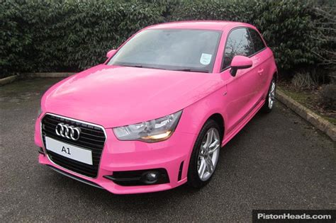 Audi A1 Pink by View