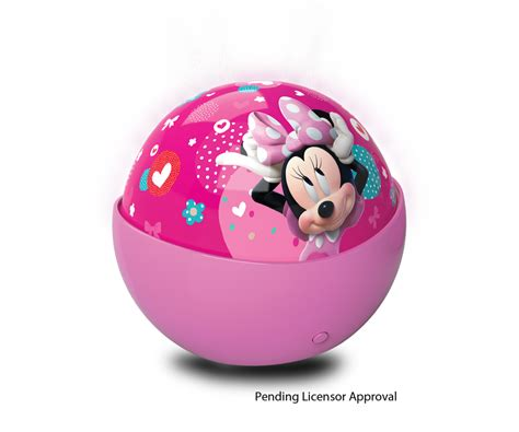 Minnie Mouse Light by Milton Shines New Light Into Its Popular In Room