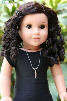 black julie doll american doll hairstyles on doll