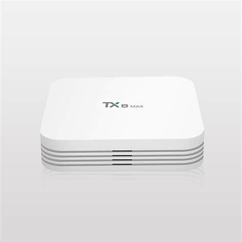 Tx8 Max Tv Box 4k Amlogic S912 3gb Ddr4 16gb Android 6 0 Kodi tanix tx8 max amlogic s912 android 7 1 2 tanix tv box
