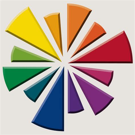 color wheel designs use a color wheel to plan your garden