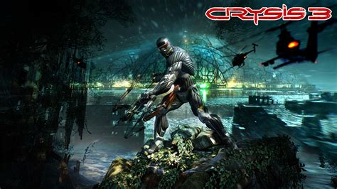 wallpaper 4k crysis 3 crysis 3 full hd wallpaper and background image