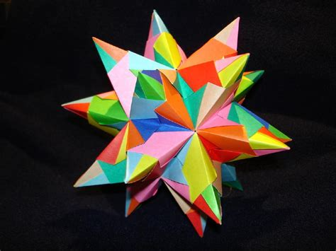 Colorful Origami - colorful origami