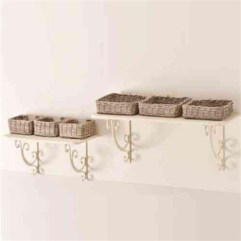 mensole provenzali mensole e appendiabiti ferro battuto etnico outlet mobili