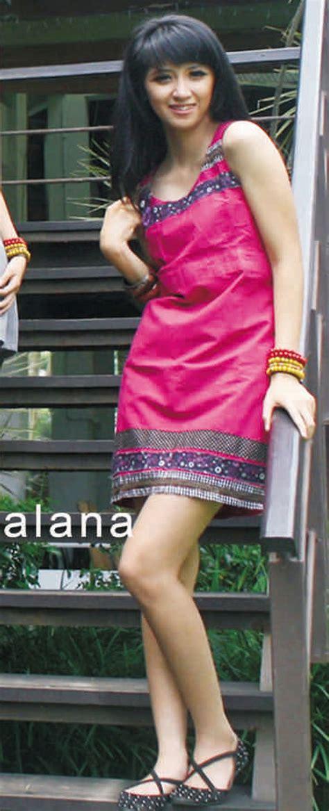 Baju Tunik Merry dress wanita quot be with quot shop