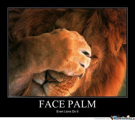 Palm Face Meme - face palm by michael chane meme center