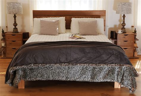 Handmade Wood Beds - the thames handmade wooden bed feelgood eco beds