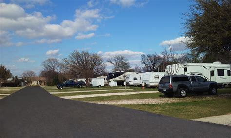 All campgrounds