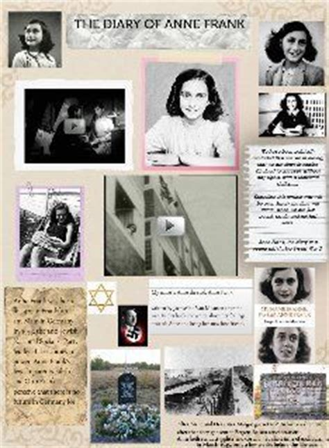 anne frank biography for middle school anne frank on pinterest anne frank the diary and diary of