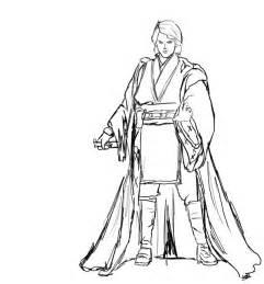 anakin skywalker coloring page anakin skywalker sketch by hitokirisan on deviantart