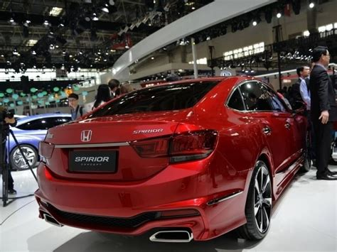 Honda Si 2020 by 2020 Honda Accord Coupe Spirior Concept Redesign And