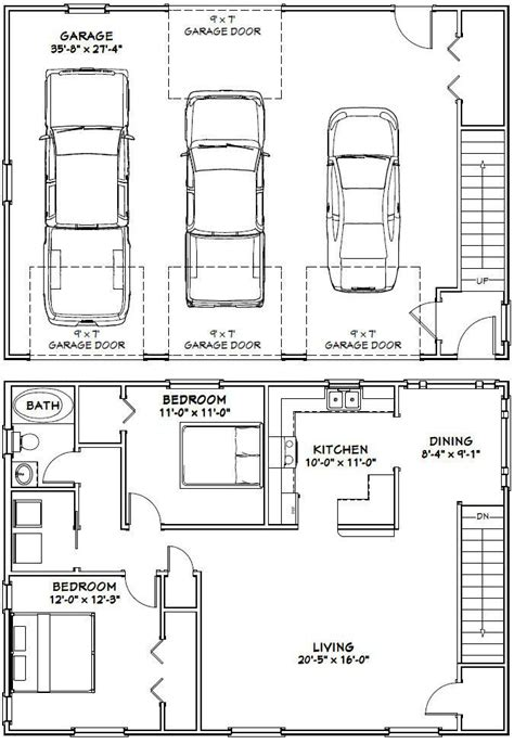 Garage Guest House Floor Plans by Best 25 Architectural House Plans Ideas On