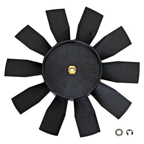 10 inch radiator fan flex a lite automotive 10 inch replacement fan blade