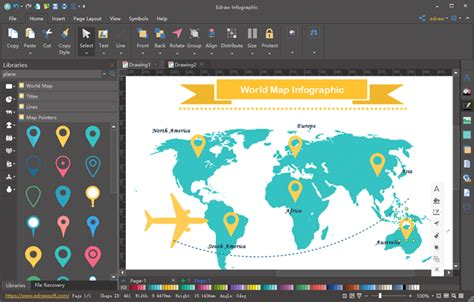 layout map creator map infographics creator make dazzling map infographics