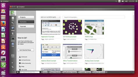 programming using qt how to setup c qt programming environment in ubuntu 15 04