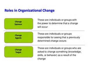 Change Management Responsibilities by Change Management Ppt Slides