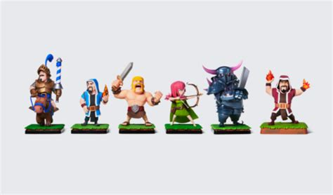 Office Idea by The Making Of Clash Figures Clash Of Clans