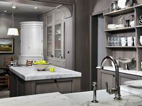 Gray Kitchen Cabinet Ideas by Grey Wash Kitchen Cabinets Home Design Ideas