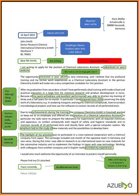 Business Letter Aufbau 6 Bewerbungsschreiben Aufbau Recommendation Template