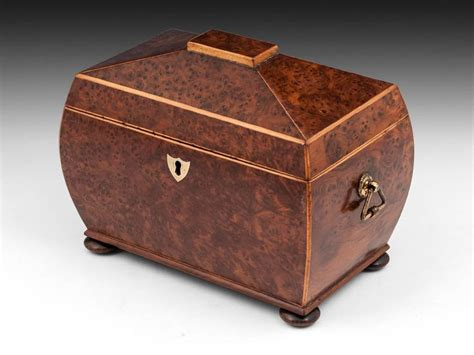 Tea Caddy L by Tea Caddy For Sale At 1stdibs