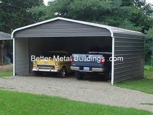 Carport Styles Regular Style Carport Carports And Custom Metal Buildings
