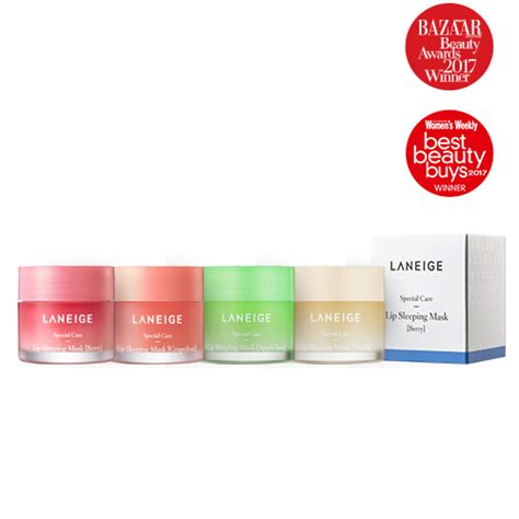 Harga Laneige Lip Sleeping Mask Di Counter laneige lip sleeping mask 3g daftar harga terlengkap