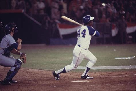hank aaron s 715th career home run ken regan