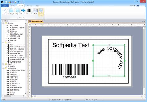 software pembuat label barcode connectcode label software download