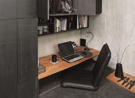 inspirasi desain ruang kerja  rumah mungil nyaman