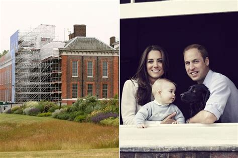 kensington palace william and kate prince william and kate middleton s kensington palace flat