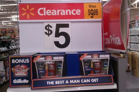 How To Get Money Off A Walmart Gift Card - gillette gift boxes only 5 free with coupon