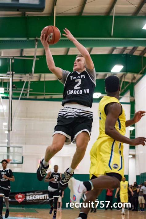 Goplay Magnetic Basketball viral sensation mcclung commits to rutgers ultimate recruit
