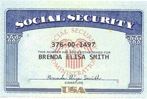 how to make social security card create novelty social security card fiverr