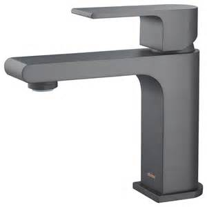 Modern Black Bathroom Faucets Stufurhome Monty Single Faucet Matte Black Modern