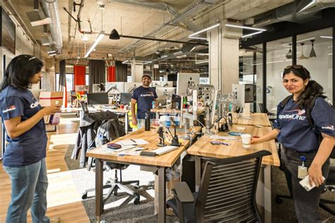 Kitchen Shelf Design why industrial office designs are more functional and